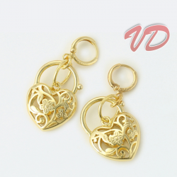 valdo fashion earring 97026
